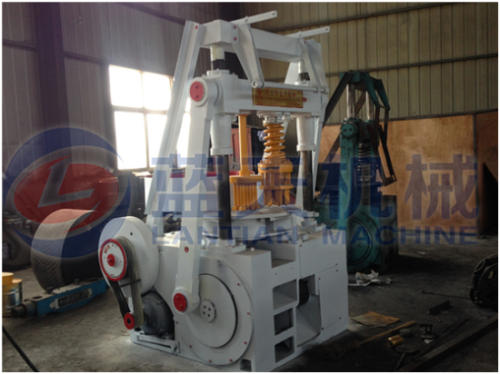 Coal making machine