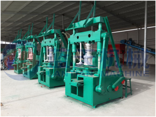 Coal press machine