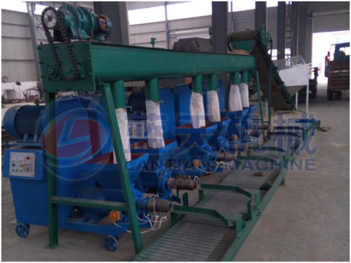 biomass and wood waste briquette machine press