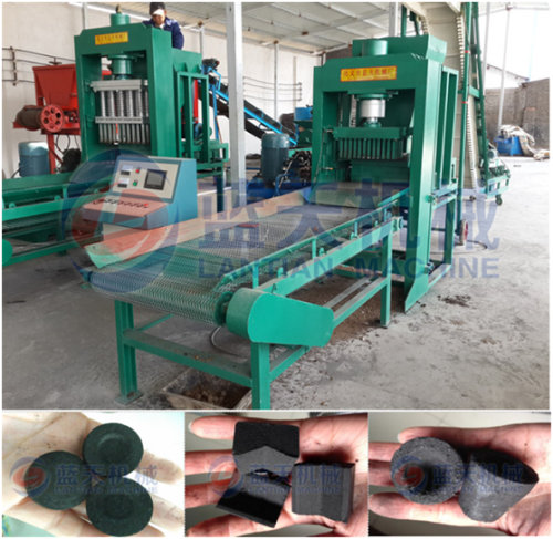 Hydraulic tablet press machine